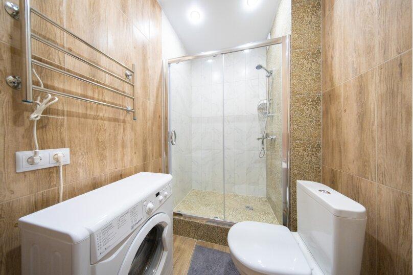 2-комн. квартира, 35 кв.м. на 4 человека, улица ГЭС, 5, Красная Поляна - Фотография 20