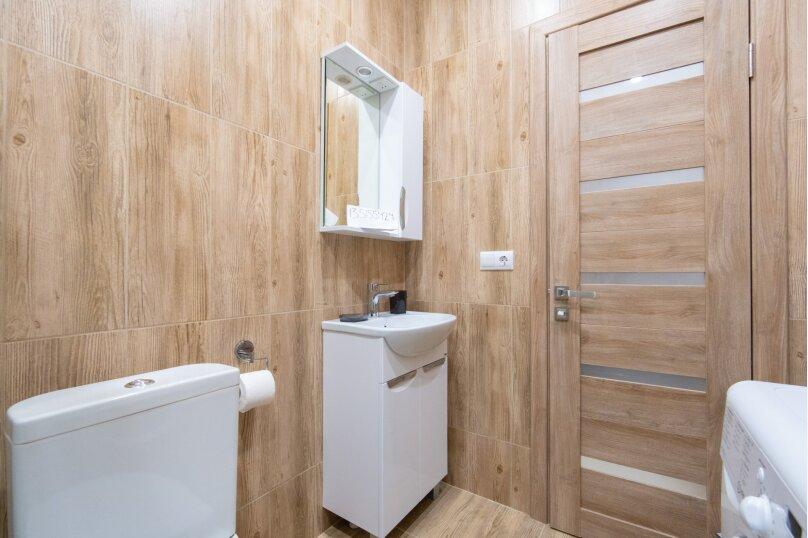 2-комн. квартира, 35 кв.м. на 4 человека, улица ГЭС, 5, Красная Поляна - Фотография 21