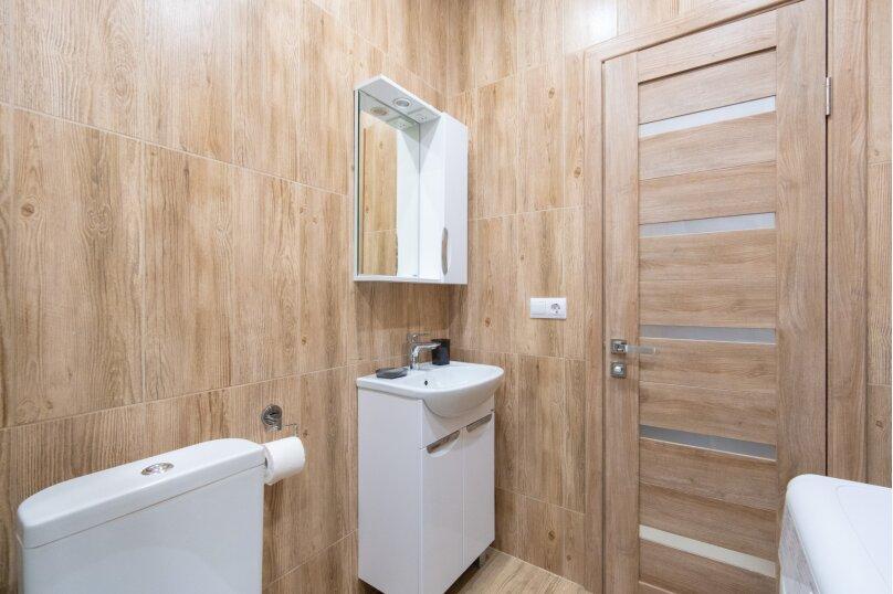 2-комн. квартира, 35 кв.м. на 4 человека, улица ГЭС, 5, Красная Поляна - Фотография 22