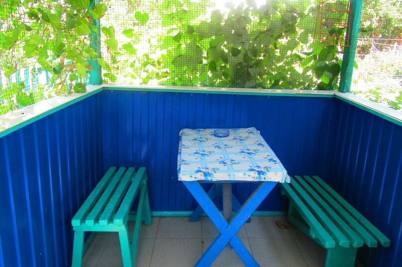 Отдельный однокомнатный домик с кухней, санузлом в гостевом дворе, улица Чапаева, 93, Должанская - Фотография 4