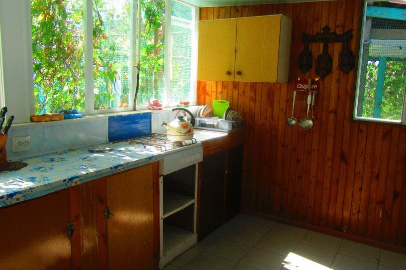 Отдельный однокомнатный домик с кухней, санузлом в гостевом дворе, улица Чапаева, 93, Должанская - Фотография 5