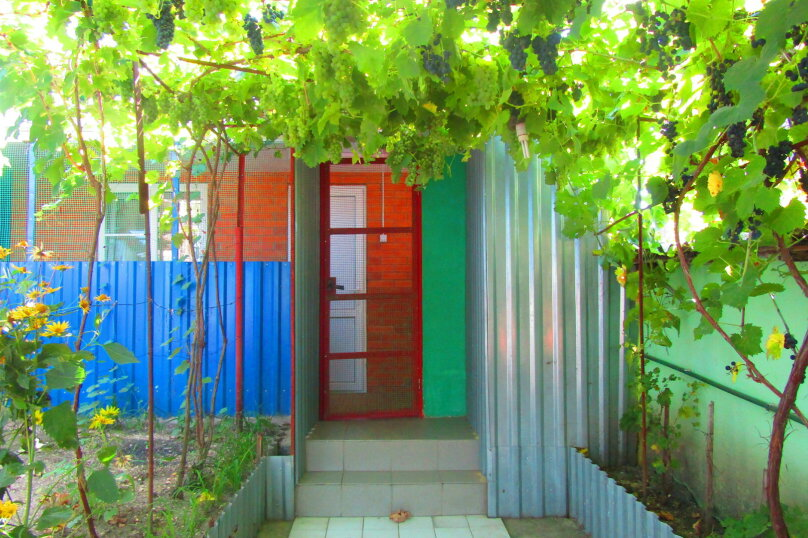 Отдельный однокомнатный домик с кухней, санузлом в гостевом дворе, улица Чапаева, 93, Должанская - Фотография 7