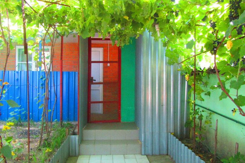 Отдельный однокомнатный домик с кухней, санузлом в гостевом дворе, улица Чапаева, 93, Должанская - Фотография 1