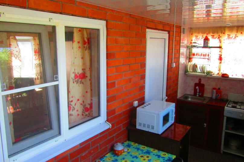 Отдельный однокомнатный домик с кухней, санузлом в гостевом дворе, улица Чапаева, 93, Должанская - Фотография 10