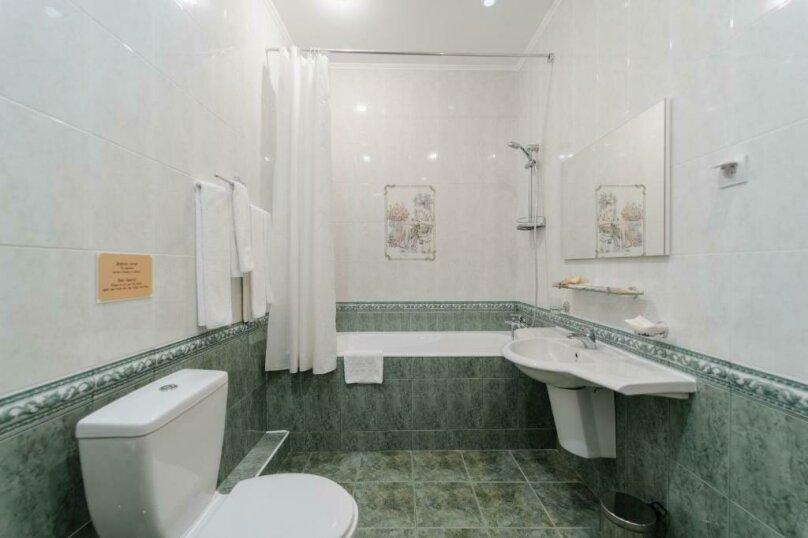 Супер люкс трехкомнатный с 1 двуспальной кроватью и 2 односпальными кроватями , Советская улица, 78, Симеиз - Фотография 6