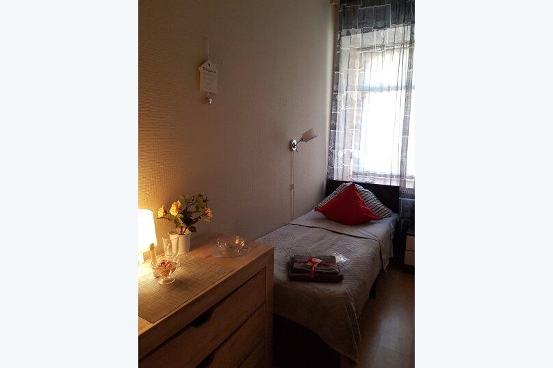 Двухместный с двумя кроватями Twix, набережная реки Фонтанки, 99, Санкт-Петербург - Фотография 12