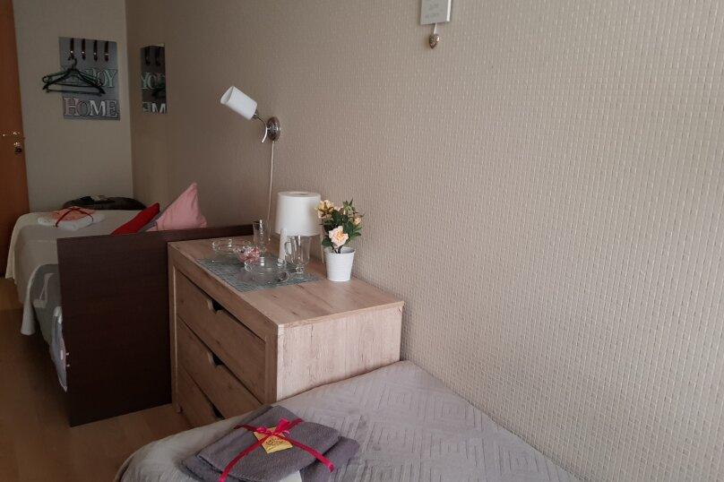 Двухместный с двумя кроватями Twix, набережная реки Фонтанки, 99, Санкт-Петербург - Фотография 13