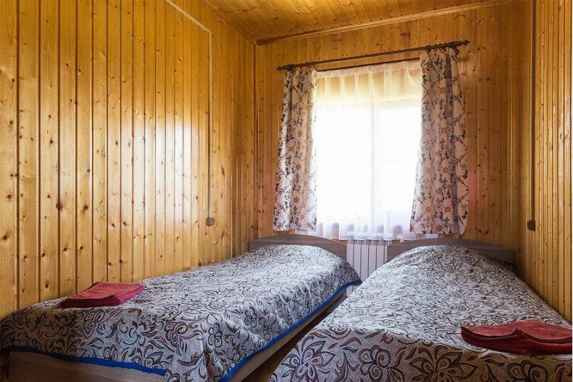 Коттедж на 6 человек, 80 кв.м. на 6 человек, 2 спальни, Пениковское сельское поселение, д. Таменгонт, 1, Ломоносов - Фотография 11
