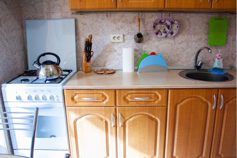 2-комн. квартира, 50 кв.м. на 5 человек, Комсомольская улица, 13, Сочи - Фотография 14