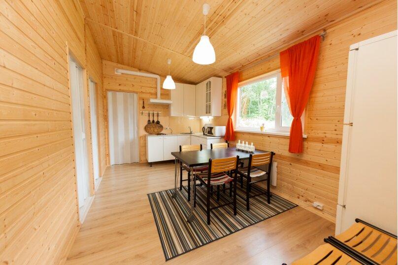 Домик на берегу Онежского озера 2, 56 кв.м. на 7 человек, 2 спальни, деревня Горка, 2, Кондопога - Фотография 5