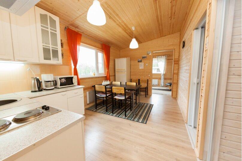 Домик на берегу Онежского озера 2, 56 кв.м. на 7 человек, 2 спальни, деревня Горка, 2, Кондопога - Фотография 6