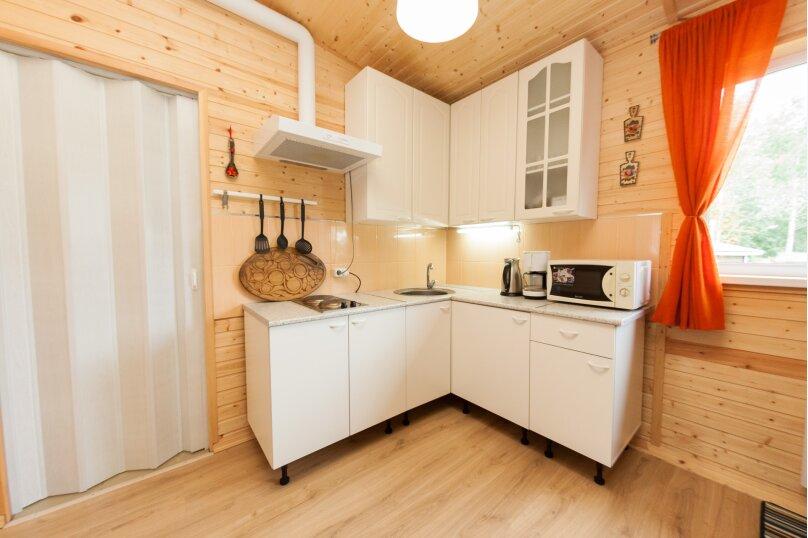 Домик на берегу Онежского озера 2, 56 кв.м. на 7 человек, 2 спальни, деревня Горка, 2, Кондопога - Фотография 7