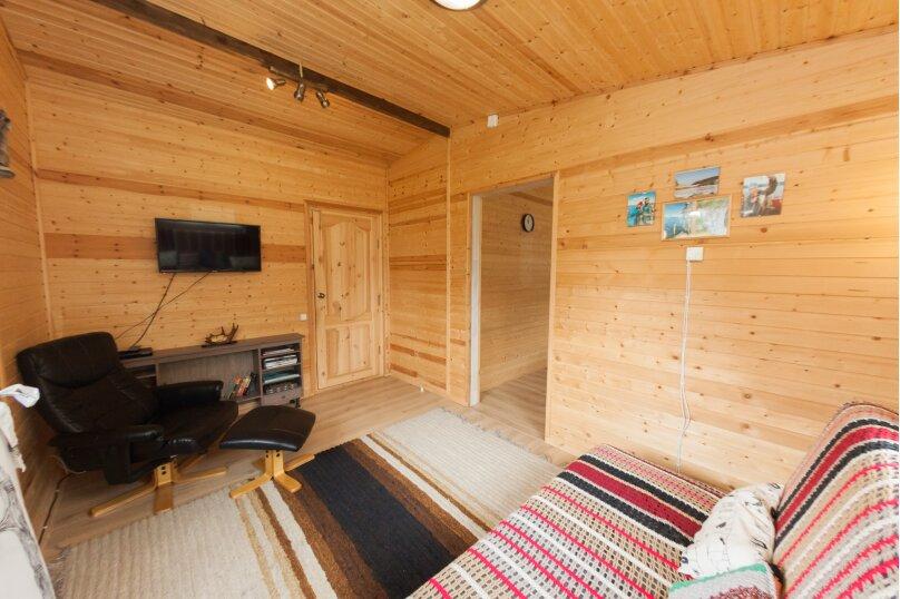 Домик на берегу Онежского озера 2, 56 кв.м. на 7 человек, 2 спальни, деревня Горка, 2, Кондопога - Фотография 12
