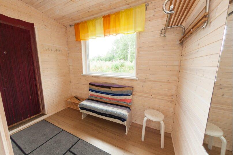 Домик на берегу Онежского озера 2, 56 кв.м. на 7 человек, 2 спальни, деревня Горка, 2, Кондопога - Фотография 13