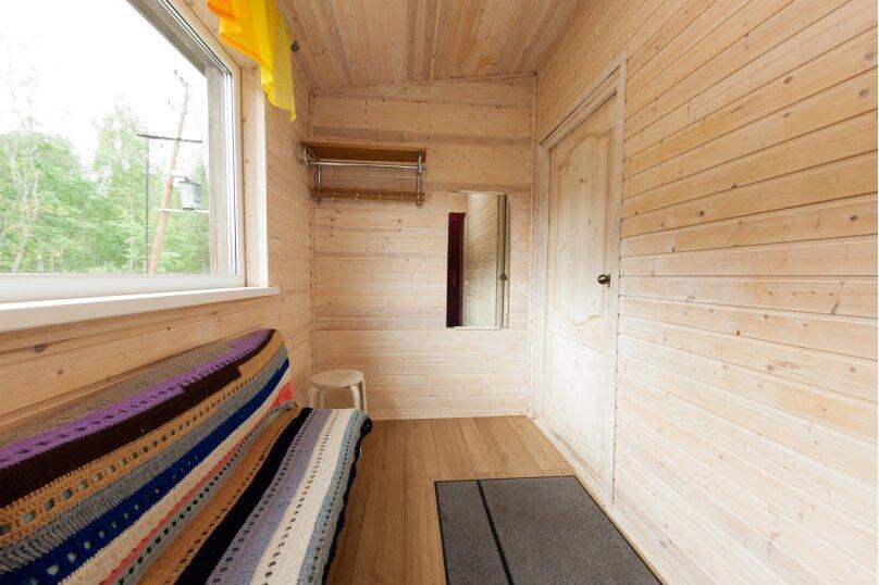 Домик на берегу Онежского озера 2, 56 кв.м. на 7 человек, 2 спальни, деревня Горка, 2, Кондопога - Фотография 14
