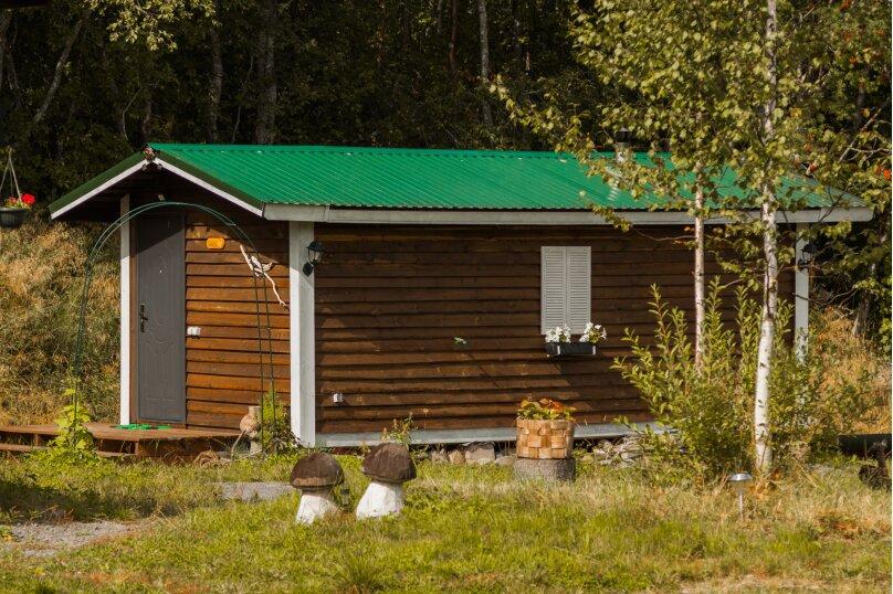 Домик на берегу Онежского озера 2, 56 кв.м. на 7 человек, 2 спальни, деревня Горка, 2, Кондопога - Фотография 18