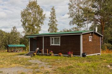 Домик на берегу Онежского озера 1, 56 кв.м. на 6 человек, 2 спальни, Деревня горка, 1, Кондопога - Фотография 2