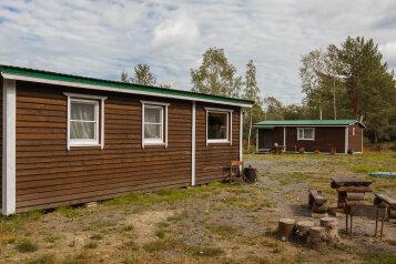 Домик на берегу Онежского озера 2, 56 кв.м. на 7 человек, 2 спальни, деревня Горка, 2, Кондопога - Фотография 3