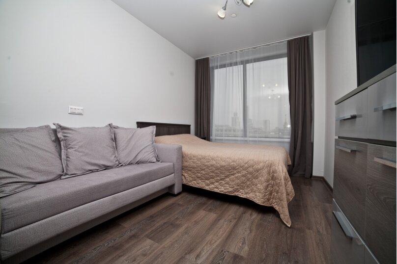 1-комн. квартира, 32 кв.м. на 4 человека, улица Малышева, 42А, Екатеринбург - Фотография 6