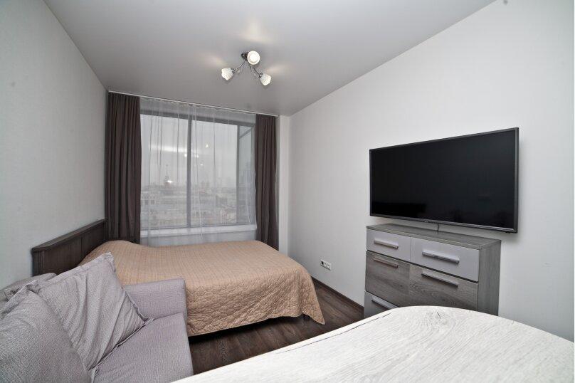 1-комн. квартира, 32 кв.м. на 4 человека, улица Малышева, 42А, Екатеринбург - Фотография 7
