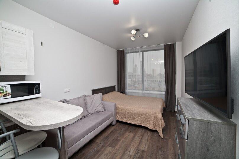 1-комн. квартира, 32 кв.м. на 4 человека, улица Малышева, 42А, Екатеринбург - Фотография 8
