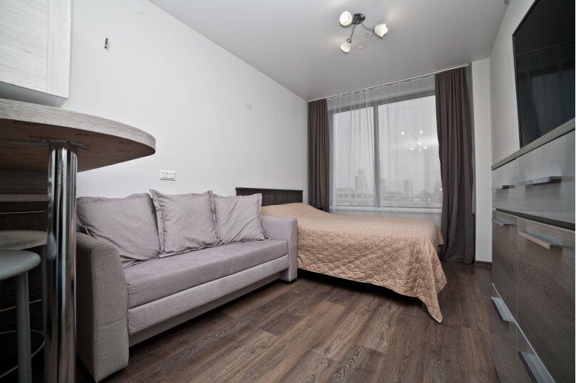 1-комн. квартира, 32 кв.м. на 4 человека, улица Малышева, 42А, Екатеринбург - Фотография 9