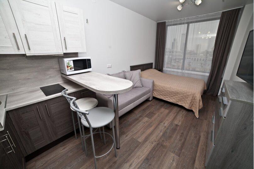 1-комн. квартира, 32 кв.м. на 4 человека, улица Малышева, 42А, Екатеринбург - Фотография 10
