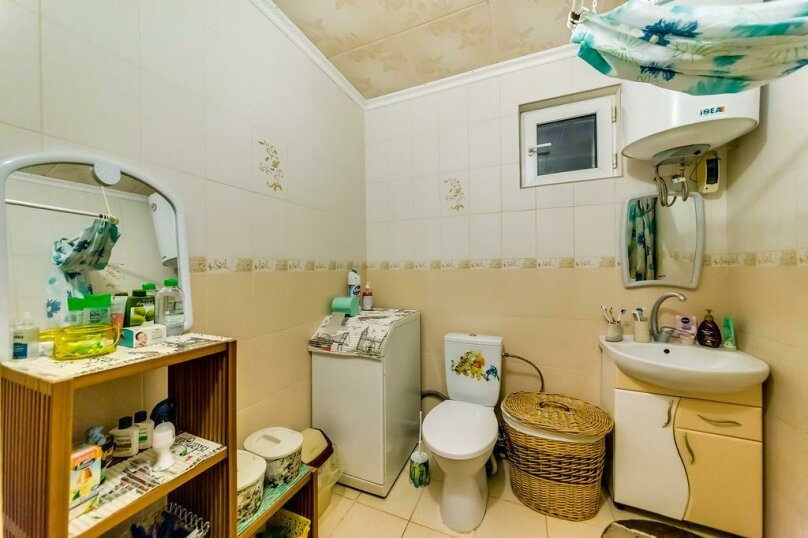Дом под ключ, 100 кв.м. на 9 человек, 3 спальни, Долинная, 63, Судак - Фотография 4
