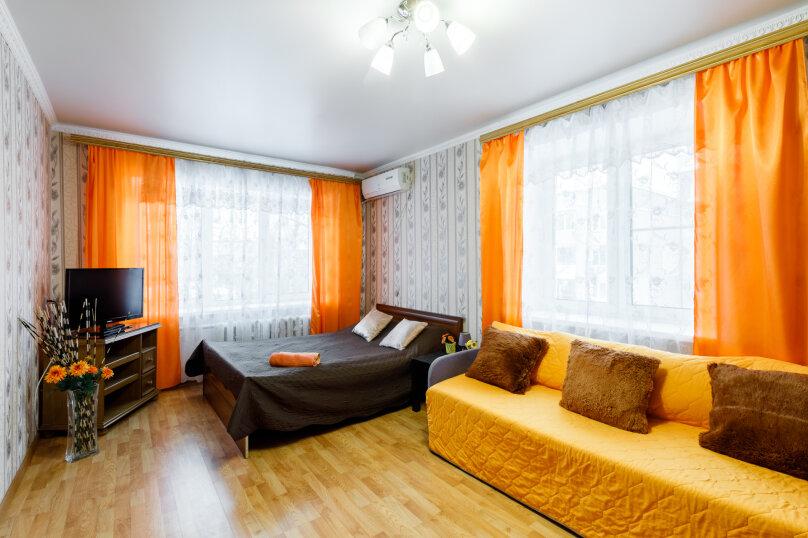 1-комн. квартира, 35 кв.м. на 4 человека, проспект Ленина, 54, Тула - Фотография 4