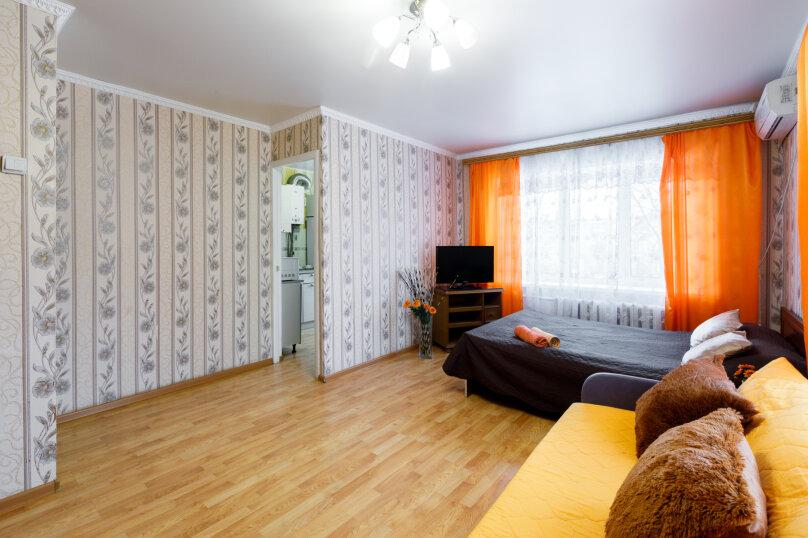 1-комн. квартира, 35 кв.м. на 4 человека, проспект Ленина, 54, Тула - Фотография 5