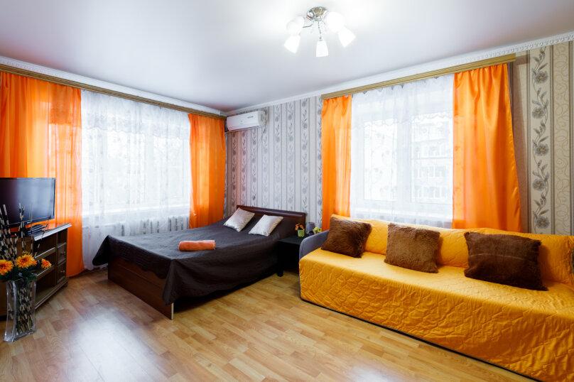 1-комн. квартира, 35 кв.м. на 4 человека, проспект Ленина, 54, Тула - Фотография 1