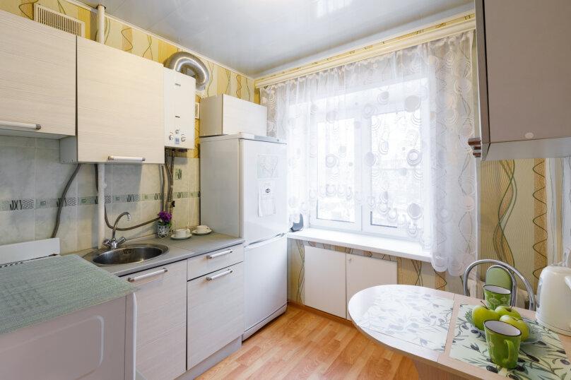 1-комн. квартира, 35 кв.м. на 4 человека, проспект Ленина, 54, Тула - Фотография 6