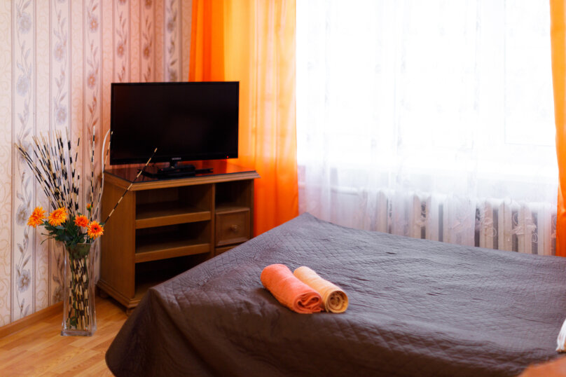 1-комн. квартира, 35 кв.м. на 4 человека, проспект Ленина, 54, Тула - Фотография 15