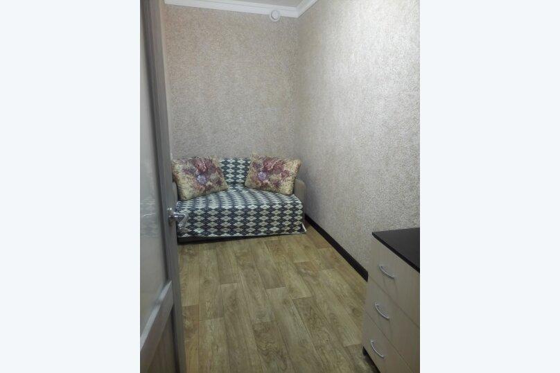 2-комн. квартира, 30 кв.м. на 5 человек, ул. Урицкого, 4, Алушта - Фотография 6