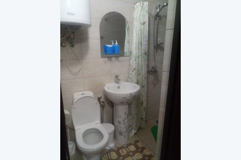 2-комн. квартира, 30 кв.м. на 5 человек, ул. Урицкого, 4, Алушта - Фотография 7