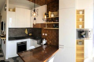 2-комн. квартира, 34 кв.м. на 3 человека, улица Бытха, 2Б, Бытха, Сочи - Фотография 1