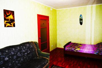 1-комн. квартира, 35 кв.м. на 4 человека, проспект Вячеслава Клыкова, 73, Курск - Фотография 4