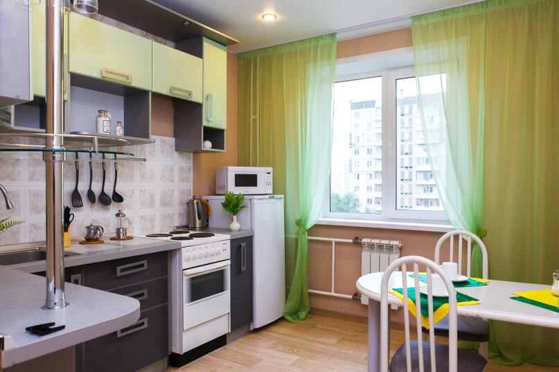 2-комн. квартира, 55 кв.м. на 4 человека, улица 9 Мая, 38, Красноярск - Фотография 3