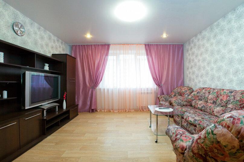 2-комн. квартира, 55 кв.м. на 4 человека, улица 9 Мая, 38, Красноярск - Фотография 4
