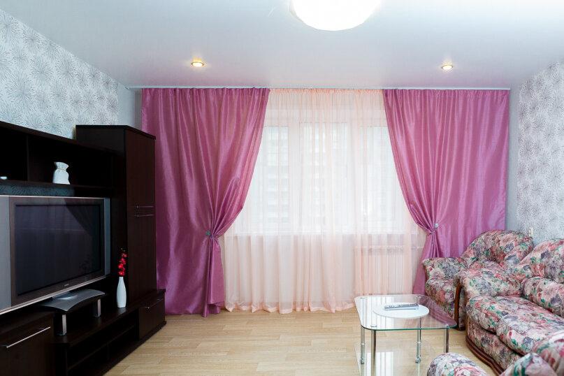 2-комн. квартира, 55 кв.м. на 4 человека, улица 9 Мая, 38, Красноярск - Фотография 5