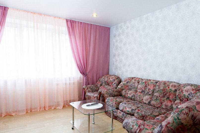 2-комн. квартира, 55 кв.м. на 4 человека, улица 9 Мая, 38, Красноярск - Фотография 6