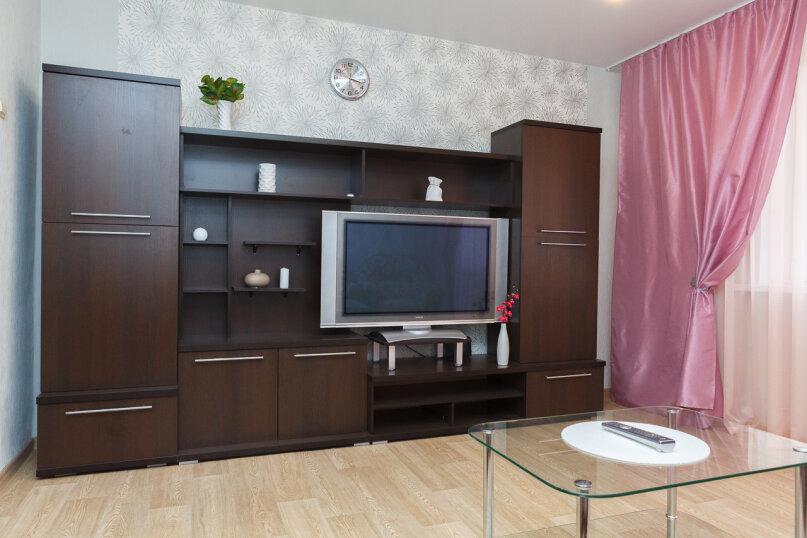 2-комн. квартира, 55 кв.м. на 4 человека, улица 9 Мая, 38, Красноярск - Фотография 8