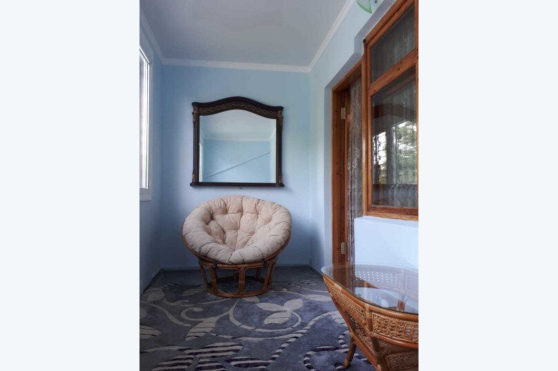 """Коттедж, 120 кв.м. на 6 человек, 2 спальни, ГЛК """"Альбатрос"""", Речная улица, 1 коттедж 29, Лермонтово - Фотография 23"""