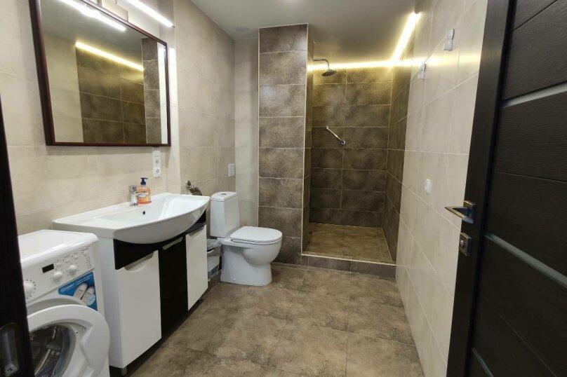1-комн. квартира, 36 кв.м. на 2 человека, улица Мира, 10Д, Массандра, Ялта - Фотография 7