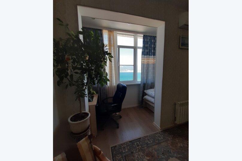 1-комн. квартира, 45 кв.м. на 4 человека, Суворовская улица, 71, Новороссийск - Фотография 2