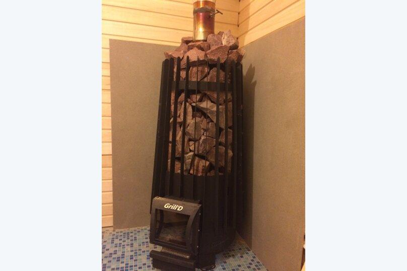 """Коттедж """"Лаванда"""", 150 кв.м. на 12 человек, 4 спальни, деревня Сутоки, б/н, Великий Новгород - Фотография 9"""