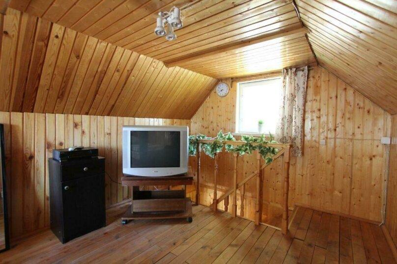 Дом с сауной для отдыха, 50 кв.м. на 3 человека, 1 спальня, Сяпся, пер. дачный, 10, посёлок Сяпся - Фотография 7