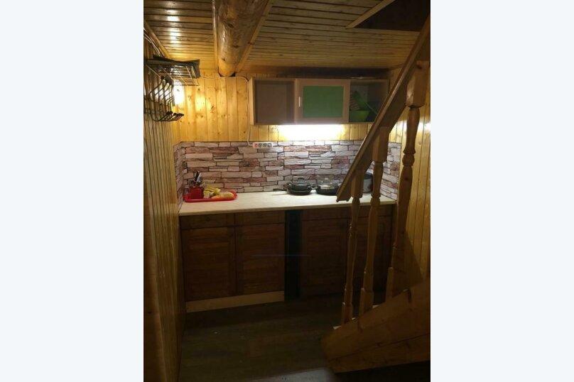 Дом с сауной для отдыха, 50 кв.м. на 3 человека, 1 спальня, Сяпся, пер. дачный, 10, посёлок Сяпся - Фотография 9