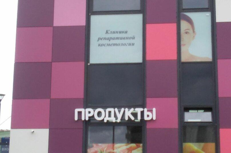 2-комн. квартира, 39 кв.м. на 3 человека, Комендантский проспект, 58к1, Санкт-Петербург - Фотография 15