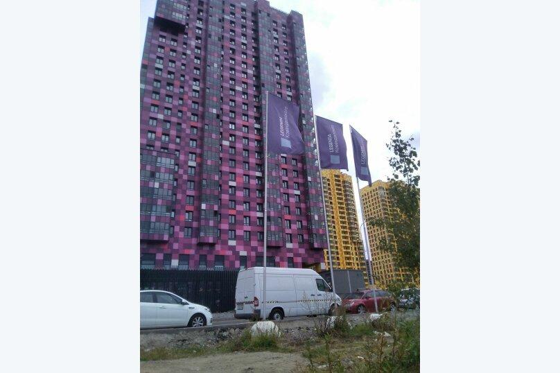 2-комн. квартира, 39 кв.м. на 3 человека, Комендантский проспект, 58к1, Санкт-Петербург - Фотография 17